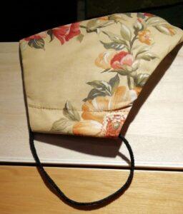 Mascherina in tessuto lavabile con filtro