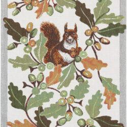 Strofinaccio da cucina con scoiattolo ekelund