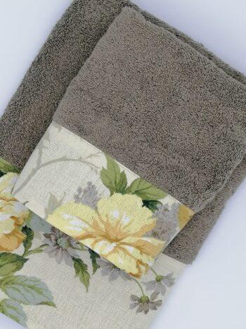Asciugamano per bagno classico