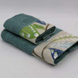 Set di asciugamani alta qualità italiani spugna