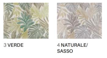 Varianti di colore dell'art. Textures di Fazzini